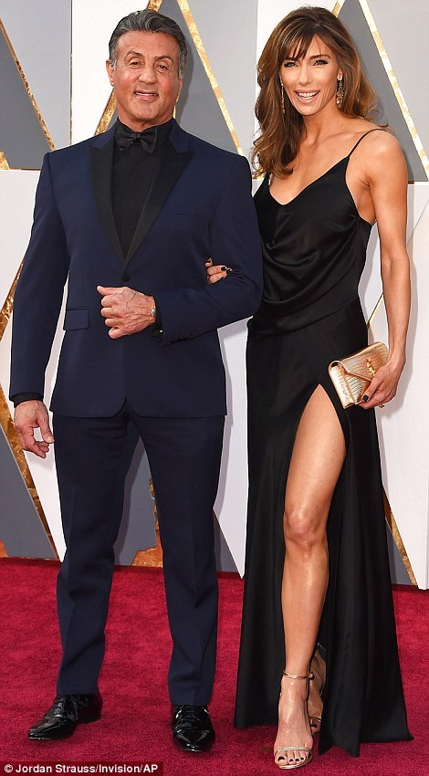 Sylvester Stallone and Wife, Michelle Pugh's client, Jennifer Flavin